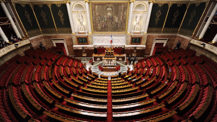 Séance du 02/12/2009 : Hémicycle vide
