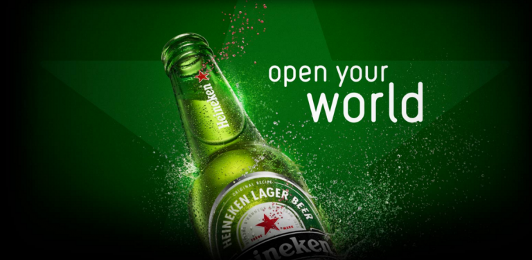 Heineken light ad